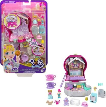 Polly Pocket Big Pocket World Gumball Candyland