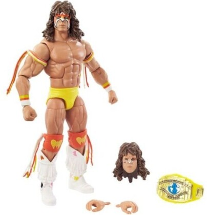WWE - Elite Figure Ultimate Warrior 1990