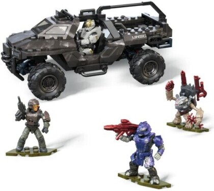 Mega Brands Halo - Halo Vehicle #9