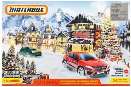 Matchbox - Matchbox Advent Calendar 2021