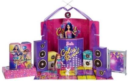 Barbie - Barbie Color Reveal Holiday Set