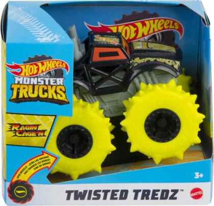 Hot Wheels - Hot Wheels Monster Trucks 1:43 Ragin Cagen