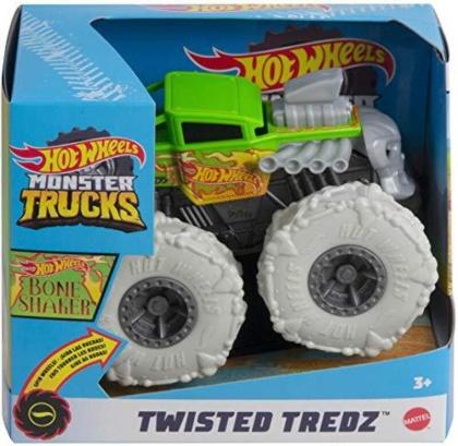 Hot Wheels - Hot Wheels Monster Trucks 1:43 Bone Shaker