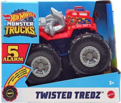 Hot Wheels - Hot Wheels Monster Trucks 1:43 5 Alarm