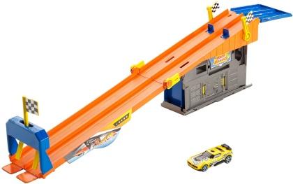 Hot Wheels - Hot Wheels Rooftop Race Garage Play Set