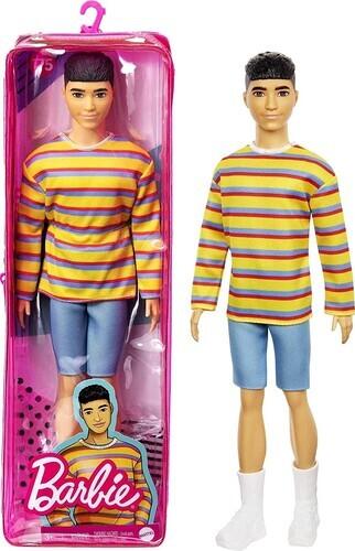 Barbie - Barbie Ken Fashionista Doll 5