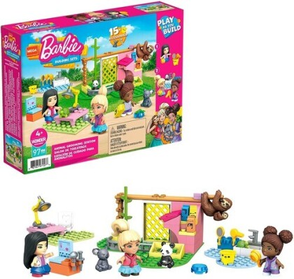 Mega Brands Barbie - Barbie Animal Rescue