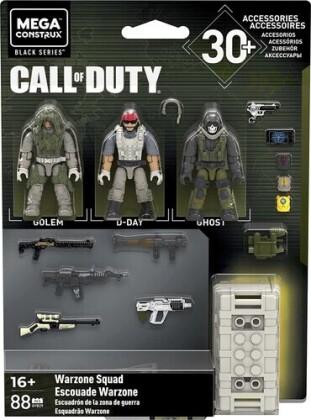 Mega Brands Call Of Duty - Cod Warzone Squad