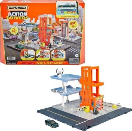 Matchbox - Matchbox Action Drivers Garage Playset