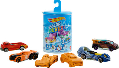 Hot Wheels - Hot Wheels Color Reveal 2 Pack