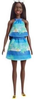Barbie - Barbie Loves The Ocean Ocean Print Top And Skirt