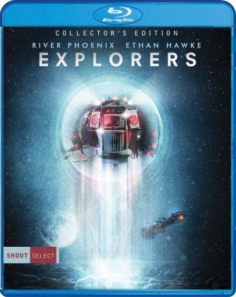 Explorers (1985) (Collector's Edition)