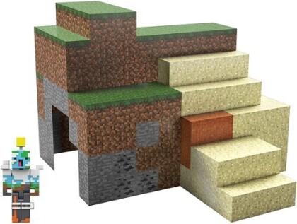 Minecraft 3.25 Sustainable Playset