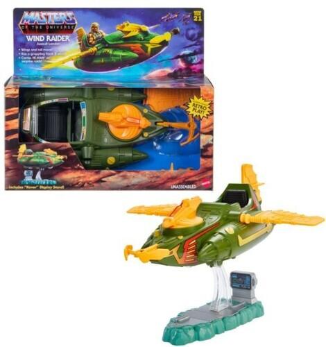 Masters Of The Universe - Motu Origins Windraider Vehicle