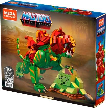Masters Of The Universe - Motu Battle Cat Mega Construx