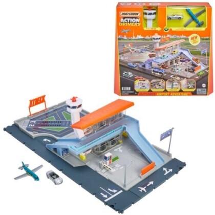 Matchbox - Matchbox Action Drivers Airport Playset