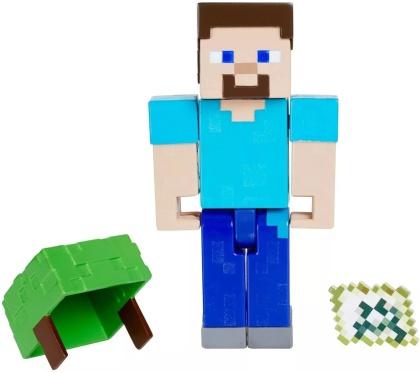 Minecraft 3.25 Underwater Steve