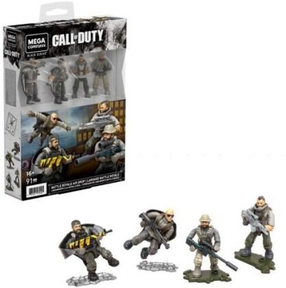 Mega Brands Call Of Duty - Cod Troop Pack 2