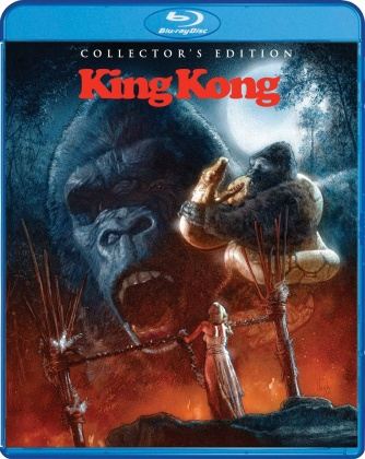 King Kong (1976) (Collector's Edition)