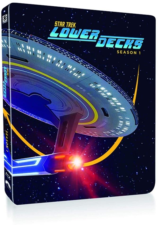 Star Trek: Lower Decks - Season 1 (Steelbook, 2 Blu-rays)