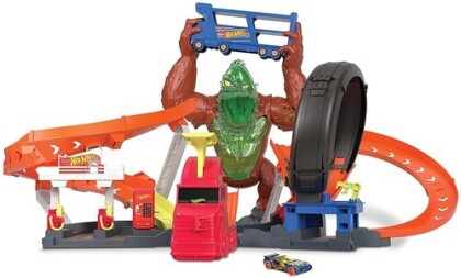 Hot Wheels - Hot Wheels City Slime Gorilla Attack