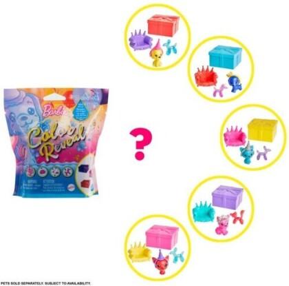 Barbie - Barbie Color Reveal Pet One
