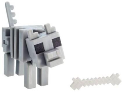 Minecraft 3.25 Skeleton Wolf