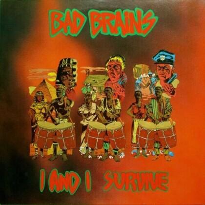 Bad Brains - I & I Survive (2021 Reissue, LP)