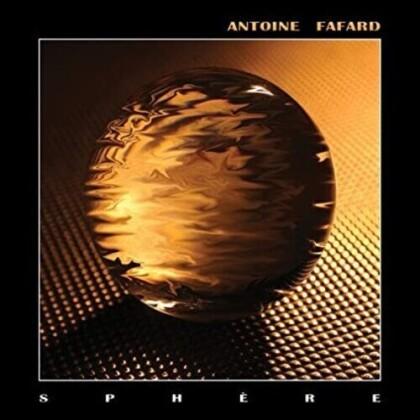 Antoine Fafard - Sphere (Digibook)