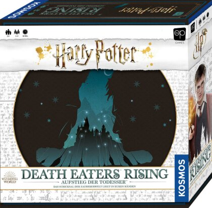 Harry Potter - Der Aufstieg der Todesser