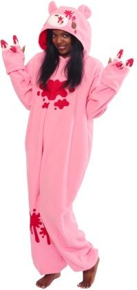 Kigurumi - Gloomy Bear pink