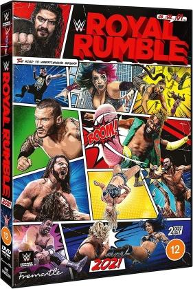 WWE: Royal Rumble 2021 (2 DVD)
