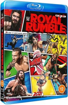 WWE: Royal Rumble 2021