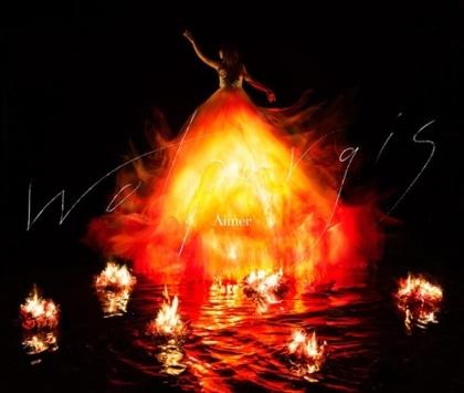 "Aimer (J-Pop) - Walpurgis (""A"" Version, Japan Edition, Limited Edition, CD + Blu-ray)"