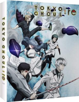 Tokyo Ghoul:Re - Partie 1/2 (2 DVD)