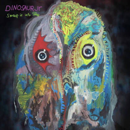 Dinosaur Jr. - Sweep It Into Space (Colored, LP)