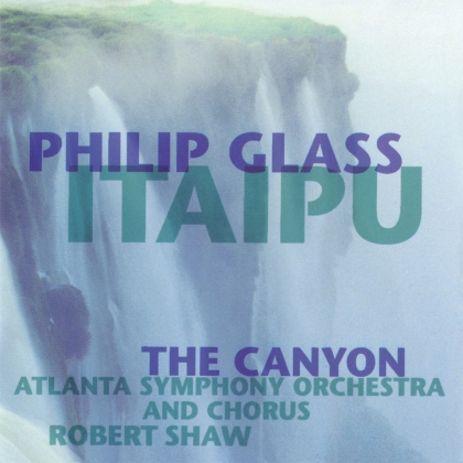 Philip Glass (*1937) & Philip Glass (*1937) - Itaipu/Canyon (2021 Reissue, Music On Vinyl, Deluxe Sleeve, First Time On Vinyl, 2 LPs)