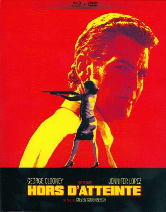 Hors d'atteinte (1998) (Blu-ray + DVD)