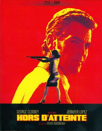 Hors d'atteinte (1998) (Schuber, Digibook, Blu-ray + DVD)