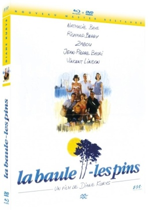 La Baule-Les-Pins (1989) (Blu-ray + DVD)
