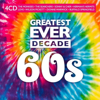 Greatest Ever Decade: The Sixties (4 CDs)