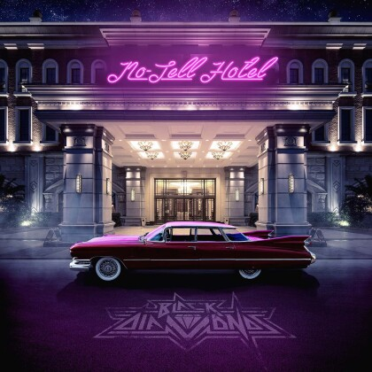 Black Diamonds - No-Tell Hotel (Pink Vinyl, LP)