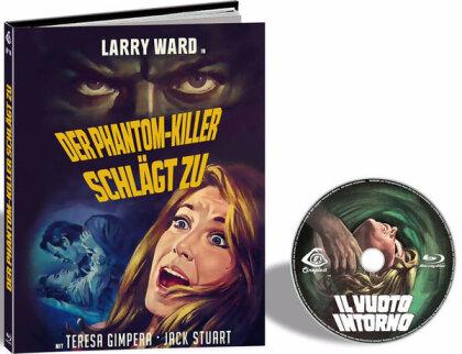 Der Phantom-Killer schlägt zu - Il vuoto intorno (1969) (Cover E, Limited Edition, Mediabook)