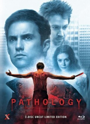 Pathology (2008) (Cover E, Limited Edition, Mediabook, Blu-ray + DVD)