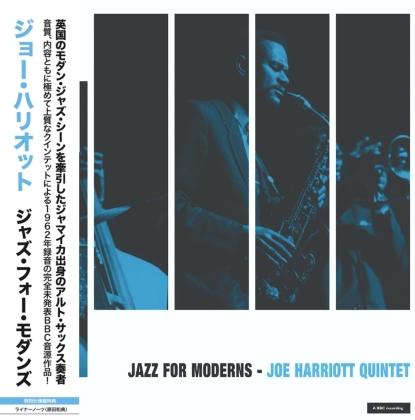 Joe Harriott - BBC Jazz For Moderns (2021 Reissue, Gearbox Label, LP)