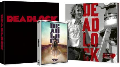 Deadlock (1970) (Edition Deutsche Vita, Cover A, Limited Edition, 4K Ultra HD + Blu-ray)