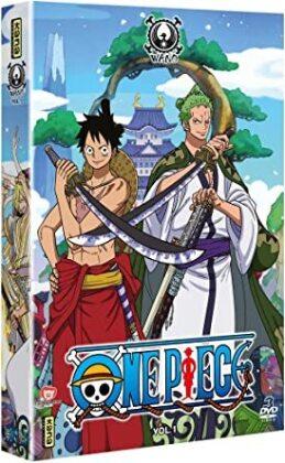One Piece - Pays de Wano - Vol. 1 (3 DVDs)