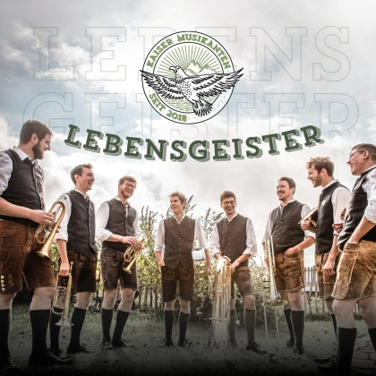 Kaiser Musikanten - Lebensgeister