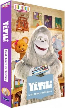 Yétili - C'est l'heure de l'histoire (2 DVDs)