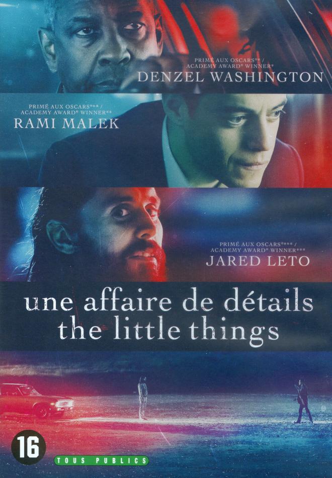 Une affaire de détails - The Little Things (2021)